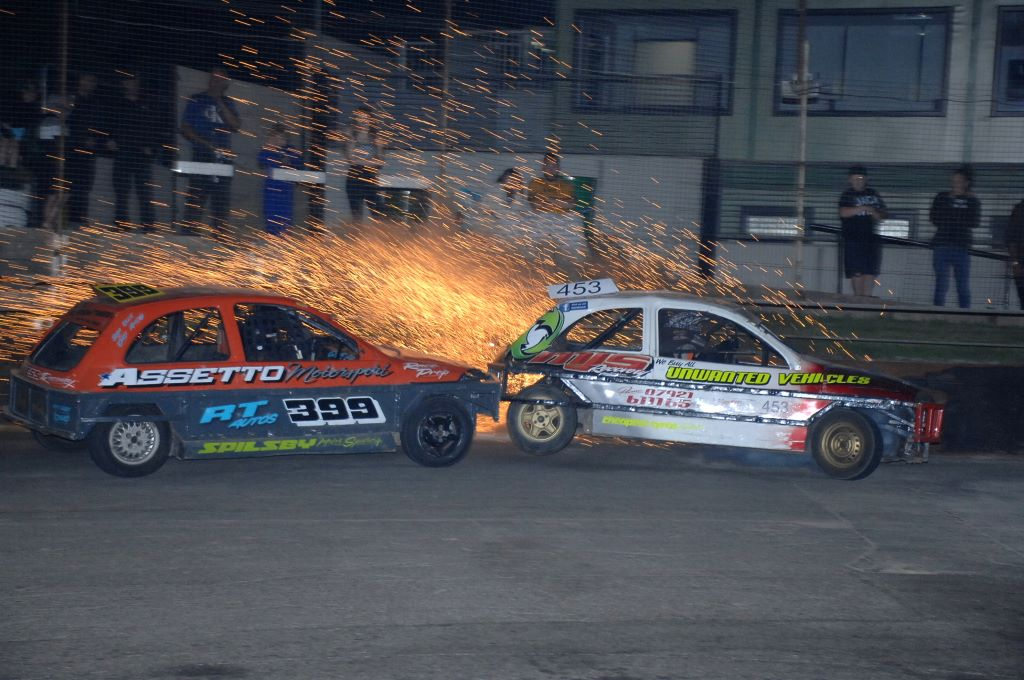 1300 Saloon Stock Cars